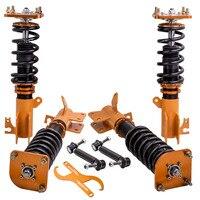 Kit coilovers para mazda 323 1999-2003 adj Suspensões de bobina de altura com choques z para ford lynx 99-03