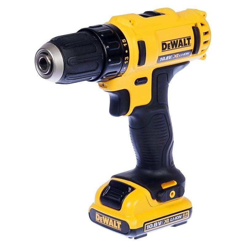 Cordless drills-screwdriver DeWalt DCD710D2