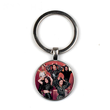 ITZY Glass Keychain (5 Models)