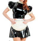 rubber latex dress