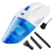 Hot Sale Portable Wet and Dry Outdoor Mini Car Boat Vacuum Cleaner Inflator Pump