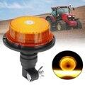Neue 12 24V Auto Lkw Strobe Warnung Signal Licht 18 LED Blinkt Notfall lichter Leuchtfeuer Lampe für Landwirtschaft fahrzeug Traktor|Kontrollleuchten|   -