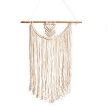 Tapestry Long Tassel Bohemian…