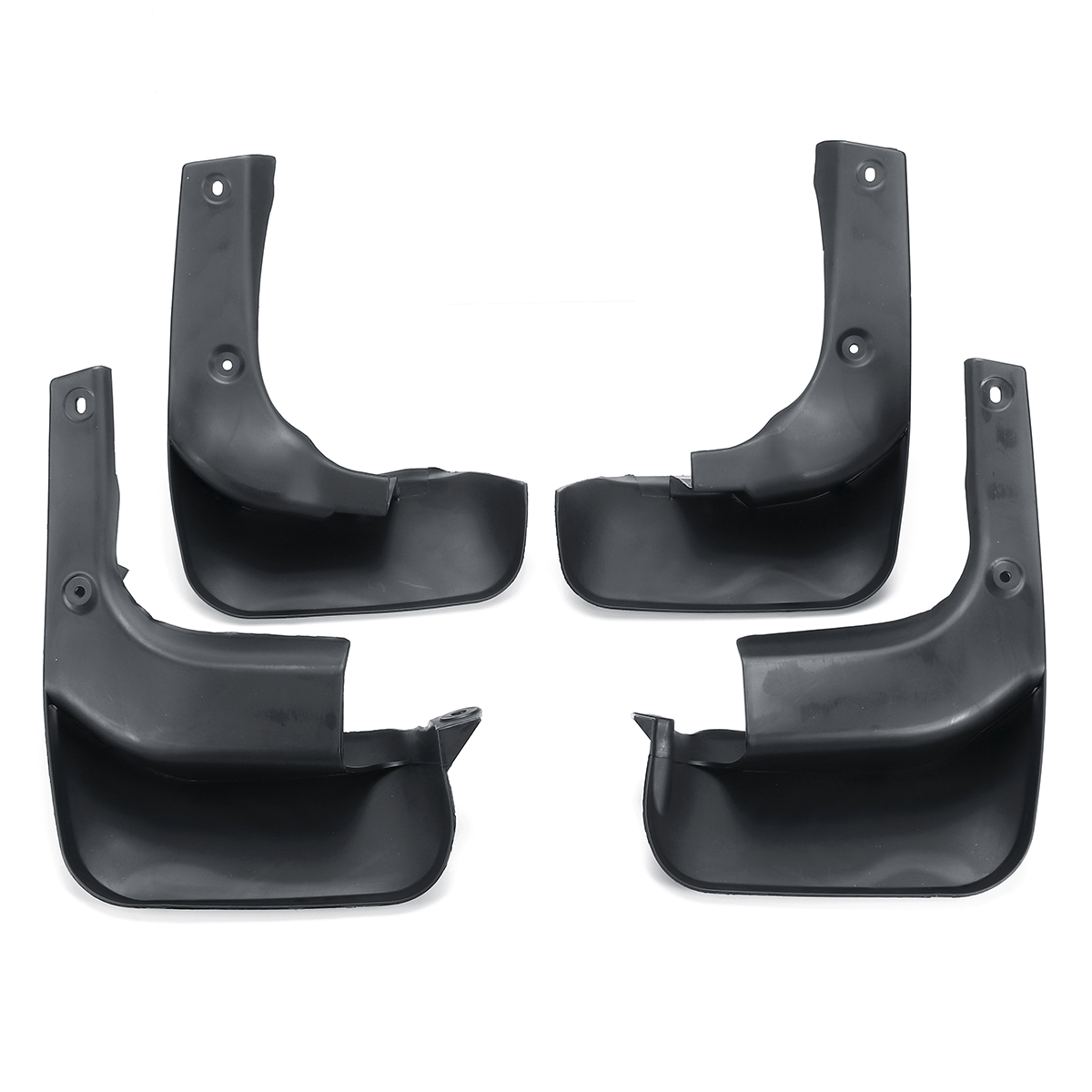 Image 3 - Car Mud Flaps For LEXUS RX RX270 RX300 RX350 RX450H 2010 2015 Splash Guards Mudflaps Mudguards Accessories-in Mudguards from Automobiles & Motorcycles