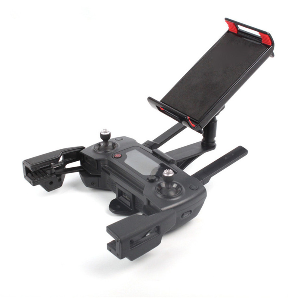 For DJI Remote Control Holder Bracket Phone Tablet Front Bracket Holder For DJI Mavic Mini / Air / Pro Platinum For DJI Spark