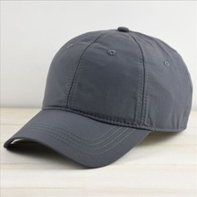 Big Size Sport Hat Cap Outdoors Dry Quick Plain Golf