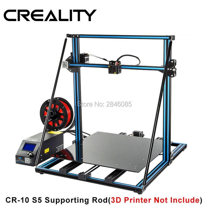 Neue CREALITY 3D Drucker Upgrade Teile Unterstützung Rod Set für Creality 3D CR-10 S5 500*500*500mm größe 3D Drucker