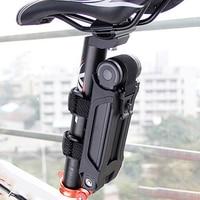 Outdoor Sports Folding Lock Tonyou Anti theft Universal Riding Equipment Bicycle Lock Mountain Bike Free Shipping