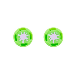Image 5 - 4 Pcs Silicone Analog Thumb Stick Caps for Nintend Switch NS PRO Controller Sticks Cap Skin Cover Joystick Grips