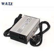 43.8 V 3A LiFePO4 caricabatteria 36 V 3A smart caricabatterie Utilizzato per 12 S 36 V 12AH 15AH 20AH liFePO4 caricabatteria