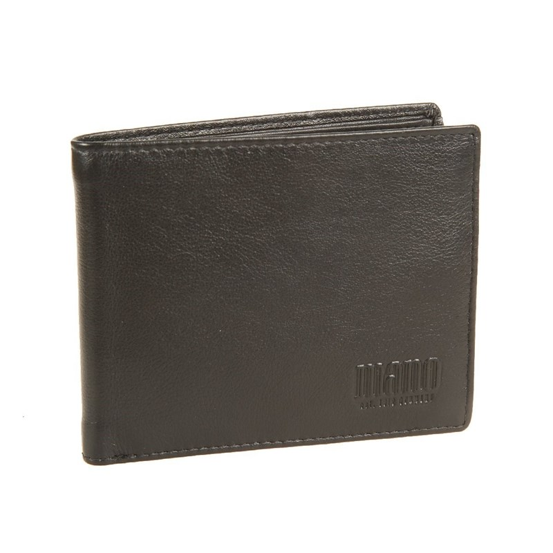 цена Coin Purse Mano 14660/1 black онлайн в 2017 году