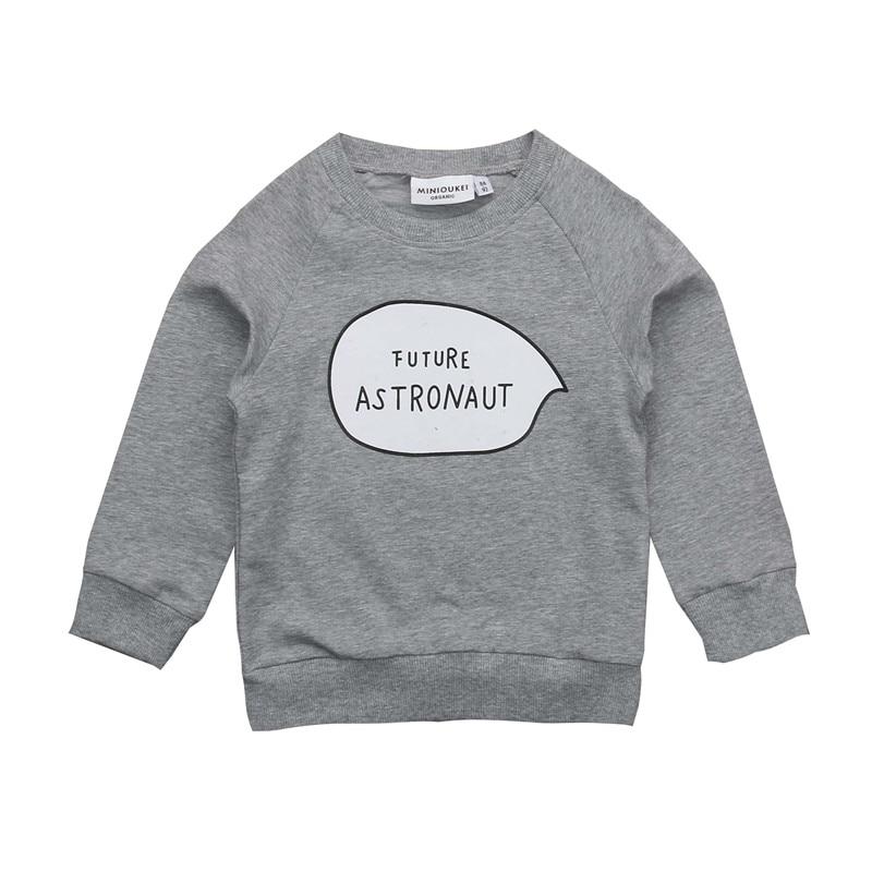 2-7 Jahre Jungen Sweatshirts Brief Drucken Hoodies Für Jungen Lange Ärmel Hoodie Pullover Kinder T-shirt Jungen Tops Nette Jungen Kleidung