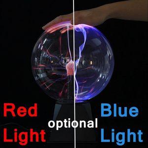 Image 5 - 4/5/6/8 Magic Crystal Globe Desktop Lamp Plasma Ball 8w 12v Touch Nebula Light Decoration For Home Parties Cafe Bars