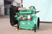 China weifang diesel engine 56kw Ricardo ZH4105ZD for 50kw generator set/genset diesel engine