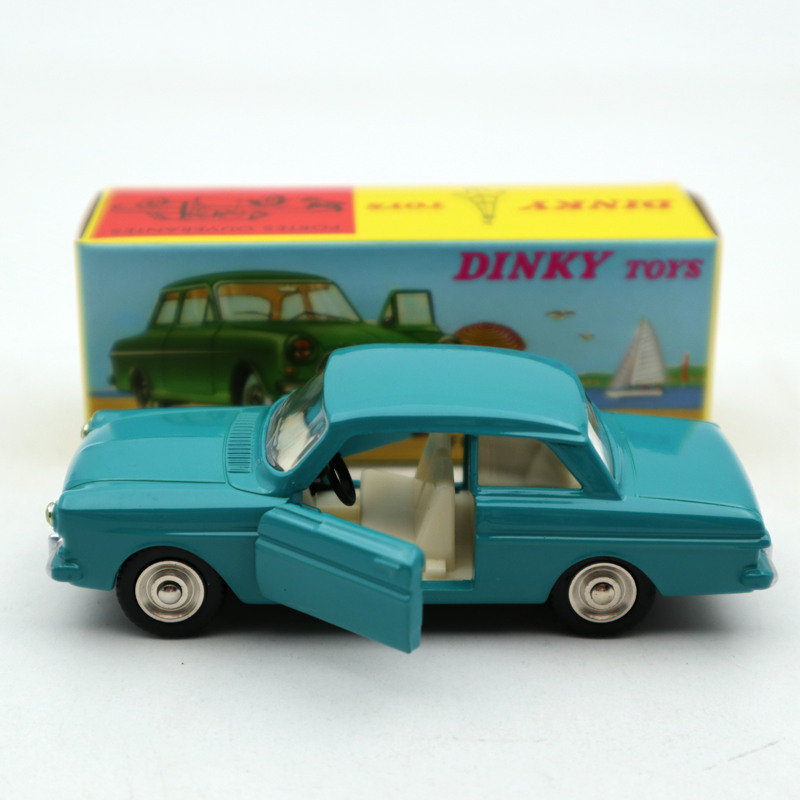 Atlas 1:43 Dinky Toys 538 Ford Taunus 12 M Diecast Models Car Limited Edition Collection