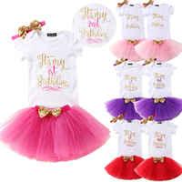 Детский кружевной комбинезон Pudcoco, вечерние комбинезоны с юбкой для девочек на день рождения, вечерние наряды