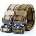 125*3 8 см быстросъемный тактический ремень для мужчин и женщин  для альпинизма  для активного отдыха  боевой подготовки  Охотничья Экипировка ...