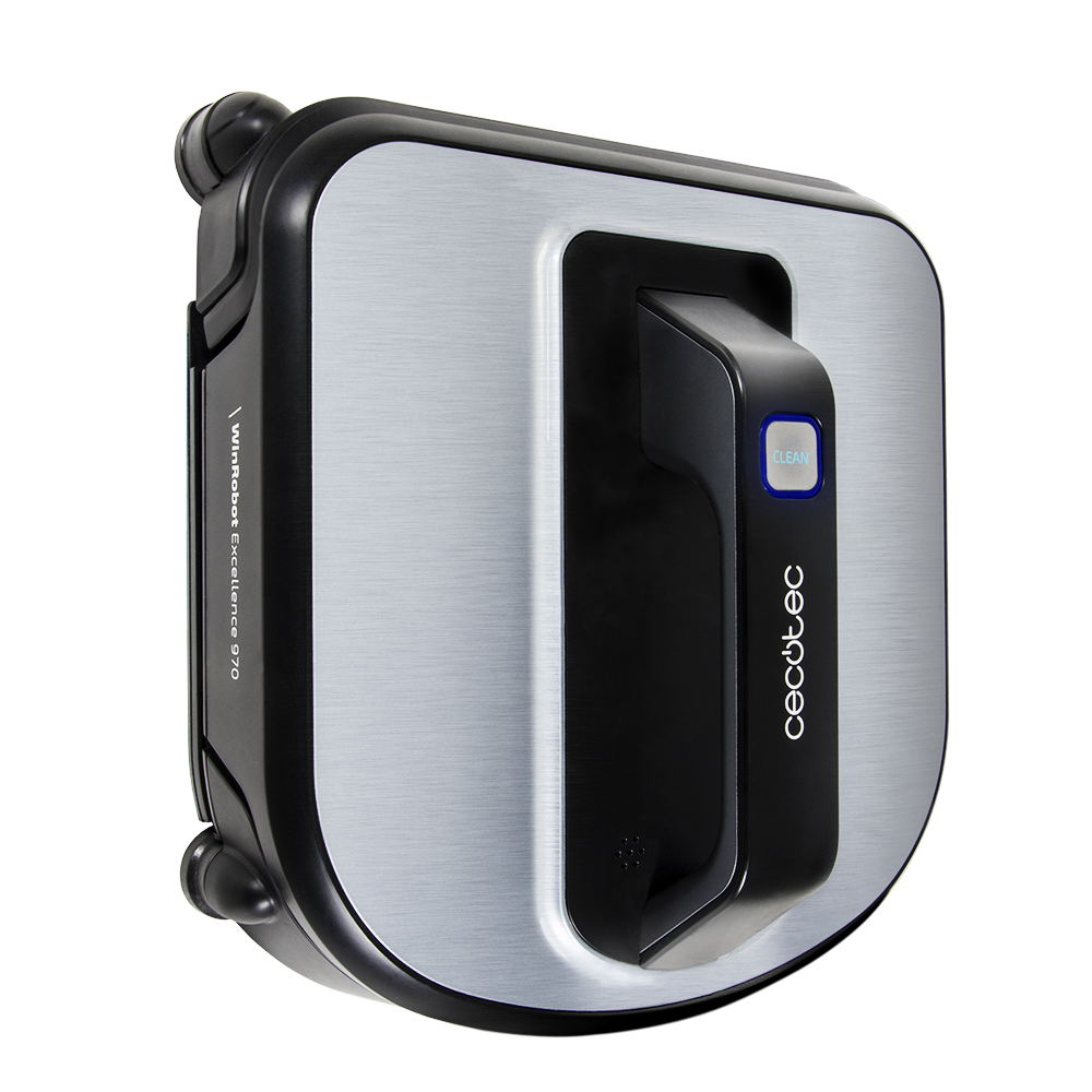 Cecotec Robot Window Cleaner Conga WinDroid Excellence 970 4 Automatic Modes Calculates The Right Route With Remote Control