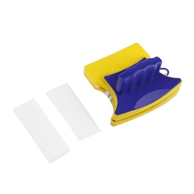 Ímã & ABS Janela Cleaner Magnético de Lado Duplo Vidro Wiper Superfície Útil Escova de Alta-eficiência de Limpeza Ferramentas