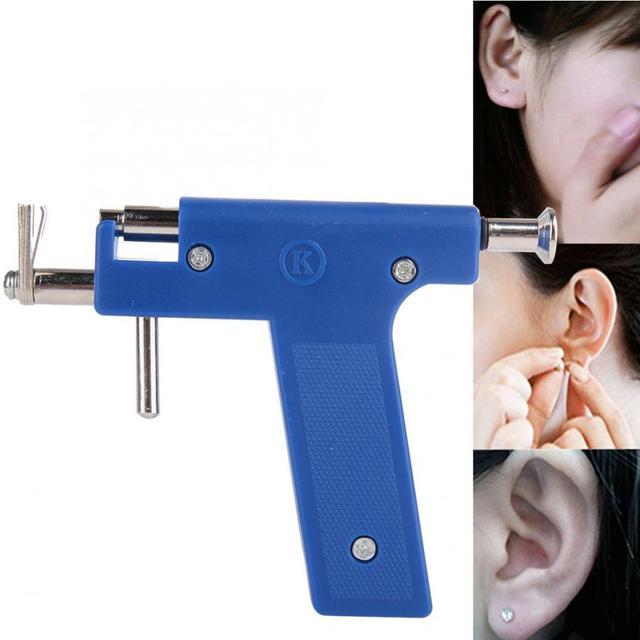 אקדח פירסינג מחורר מנקב אוזניים