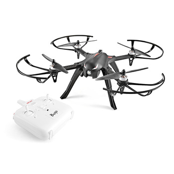 MJX B3 Bugs 3 RC Quadcopter RTF Two-Way 2.4GHz 4CH With Action Camera Bracket Shock-Resistant Body Outdoor Racing Quadcopter Toy