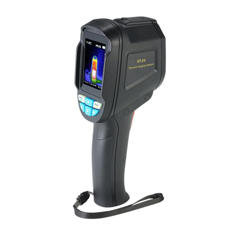 Caméra d'imagerie thermique-caméra d'imagerie thermique de poche caméra infrarouge de poche HT-04 imageur thermique haute Pixel