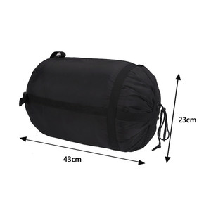 Image 5 - Compression Sleeping Stuff Sack Lightweight Foldable Outdoor Camping Hiking  High Quality Storage Package Sleep Bags Accessories