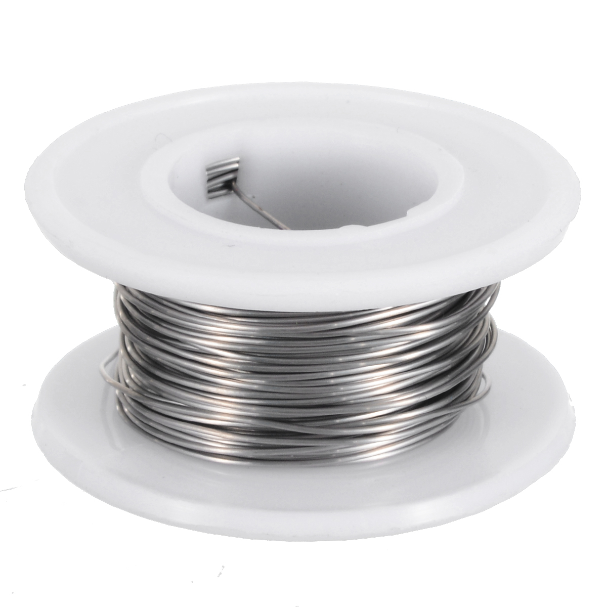 1 Roll 10M Nichrome Wire 0.5mm Diam Cr20Ni80 Heating Wire Resistance Wires Industry Supplies