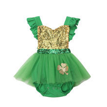 49b32a85385 Buy sequin jumpsuit baby and get free shipping on AliExpress.com