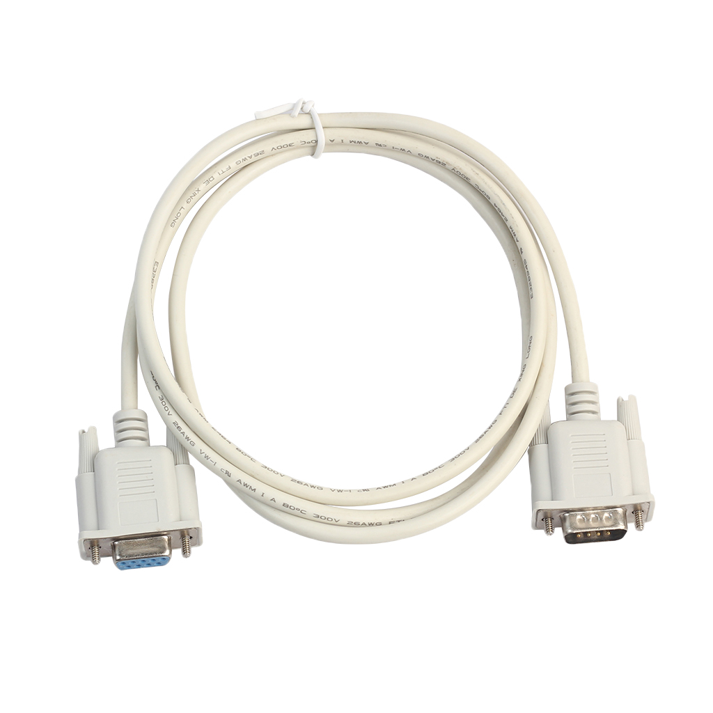 5Pcs Usb To RS232 Serial Port 9 Pin DB9 Cable Serial Com Port Adapter Convert wg