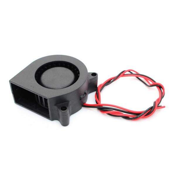 DC 12v 4020 Brushless Sleeve Turbo Blower Cooling Fan With XH2.54-2P Cable
