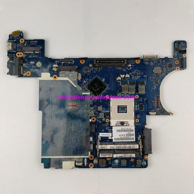 Genuine CN 0F761C 0F761C F761C QAL80 LA 7781P SLJ8A QM77 Laptop Motherboard Mainboard for Dell Latitude E6430 Notebook PC