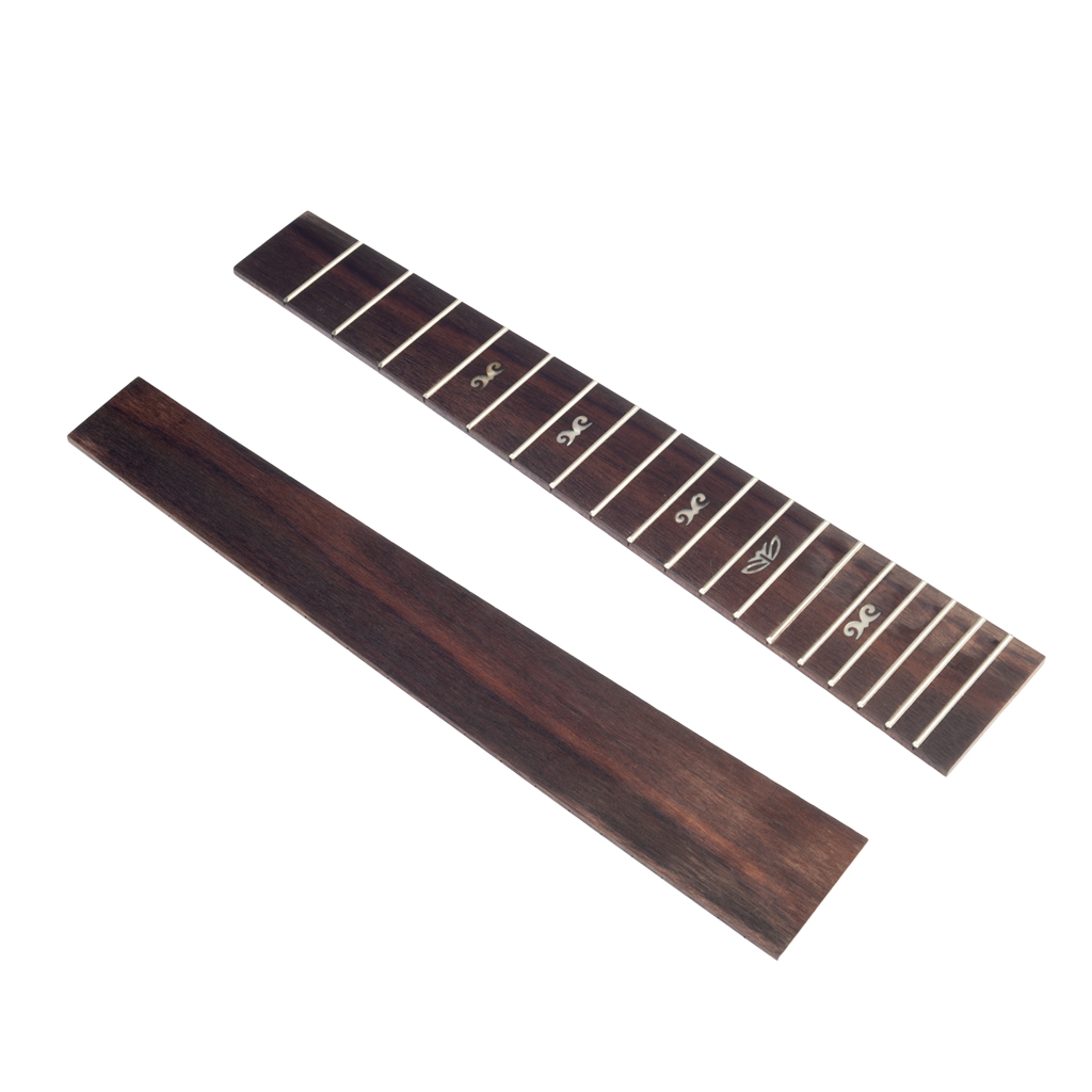 Stringed Instruments Guitar Parts & Accessories Analytical Ukulele Fingerboard For 26 Inch Ukulele Rosewood Tenor Ukulele Part Diy Replacement High Quality