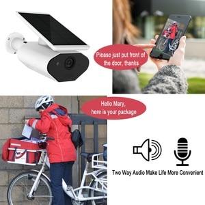 Image 4 - CTVMAN 1080P Solar Camera WIFI Cloud Storage Solar Wireless CCTV IP Camera 2MP Outdoor HD Home Security Two Way Audio