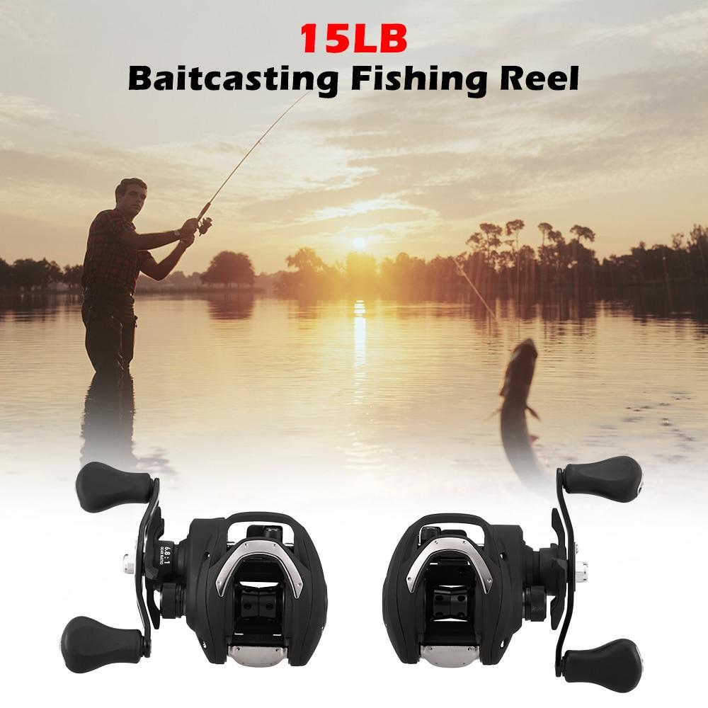 DAIWA CC80 Baitcasting Fishing Reel 7kg Power Super Lightweight 6 8 1 Bait Casting Fishing Reel