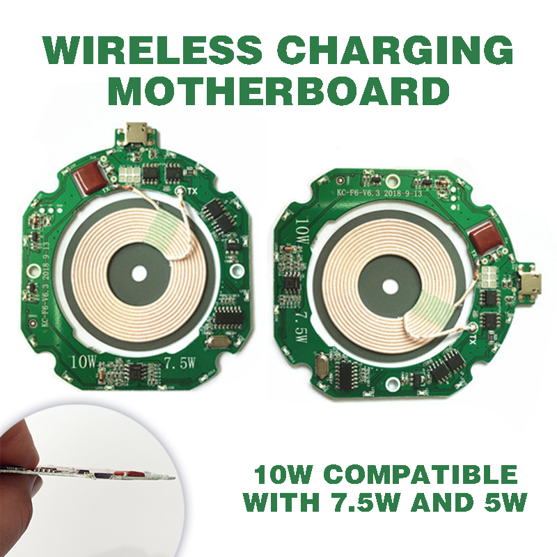Worldwide delivery 10w wireless charger module in NaBaRa Online