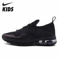 Nike Новое поступление детская обувь весна новый шаблон мальчик и девочка кроссовки легкие повседневные туфли кроссовки # AH5219
