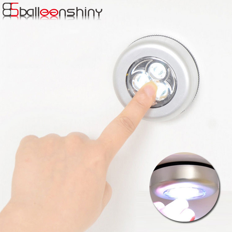 balleenshiny led tiny night l clap touch on glow 14828 | balleenshiny led tiny night l clap touch on glow emergency light creative wall adhesive bedroom bed
