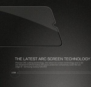 Image 3 - Nillkin CP + verre trempé pour Samsung Galaxy A30 A50 A70 A40 A70S colle de protection oléophobe complète