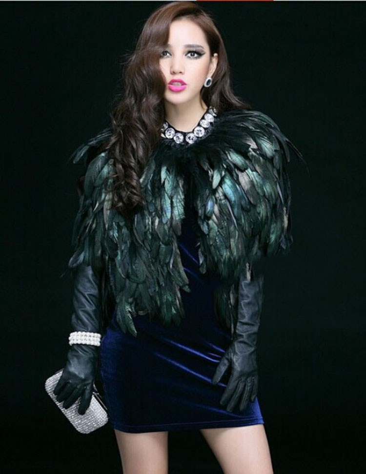 Women Faux Fur Coat O Neck Christmas Costumes Cosplay Fluffy Fur Jacket Outwear Sexy Vintage Festival Party Club Overcoat