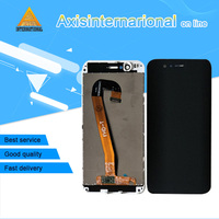 Axisinternational For 5.0 Huawei Nova 2 LCD screen display touch digitizer panel PIC AL00 PIC TL00 PIC LX9 with frame