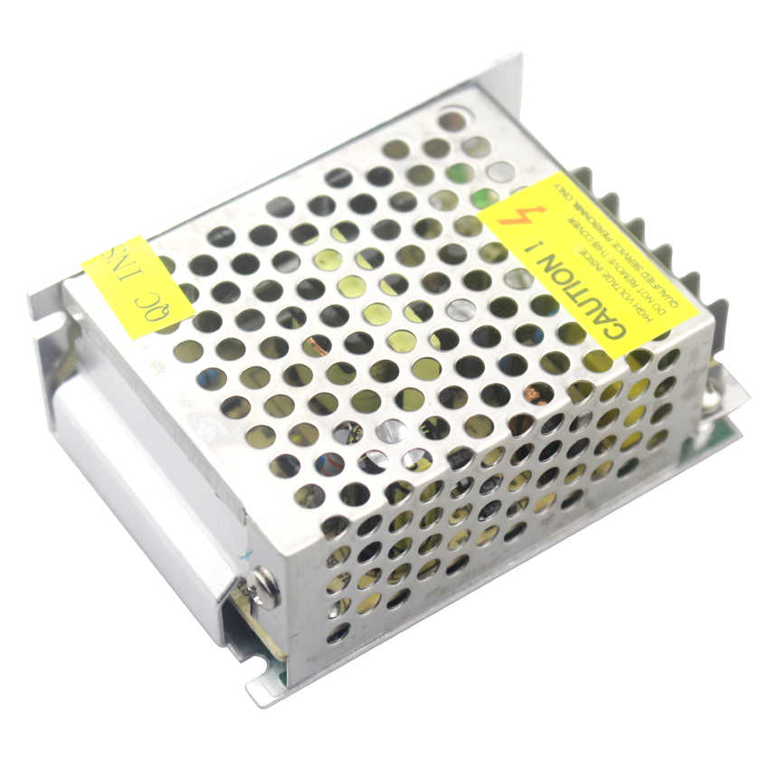Импульсный Светодиодный источник питания 12 В 3a 36 Вт AC 220 В до 12 В DC источник питания 12 В Fuente De Alimentacion