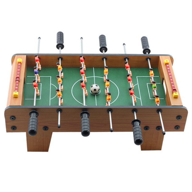 20 pouces baby-foot football Table jeu salle d'arcade jouer terrain sport compétition éducatif interactif fête jouet
