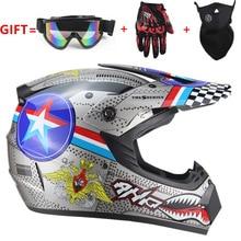 ฟรีTop ABS MotorcycleMotobikerหมวกนิรภัยจักรยานคลาสสิกMTB DH Racing Motocross DownhillหมวกนิรภัยAHP 225