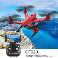 CF920 RC Drone with Camera 0.3MP 720P WIFI FPV Foldable Transform RC Robot Shape RC Quadcopter for Kids Beginners RC Toys