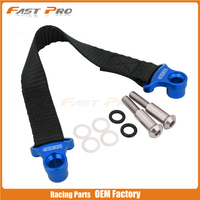 Motocycle Rear Rescue Pull Strap Sling Belt For YAMAHA YZ250F YZ450F YZ 250 450 F 250F 450F 2014 2015 2016 2017 2018 2019