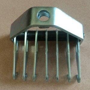 Image 3 - M14 multi griffe tirer crochet 7 broches doigts Dent griffe extracteur réparation crochet automobile façonnage outil