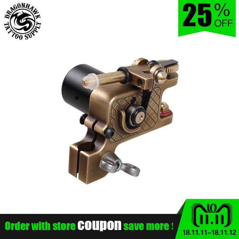 Top Qualité Tatouage Rotary Machine Professionnel Studio De Tatouage Guns Forte Moteur Shader Liner