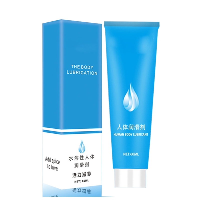 Sex Shop Water Soluble Lubricants Anal Lubrication Oil Sex Lube Vagina Anus Body Massage Lubricant Sex Products For Women Men in Vibrators from Beauty Health