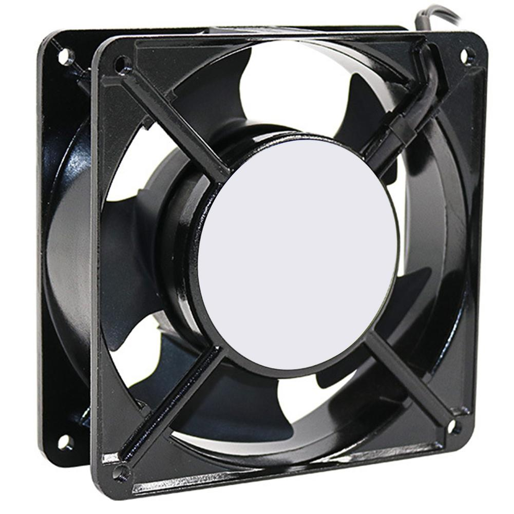 Adoolla 220V 120*38MM Low Noise Ozonizer Cooling Soldering Tin Exhaust Fan